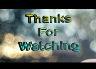 Thanks for Watching (No Copyright) || Like, Comment, Share outro and intro