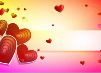 TOP Wedding Heart Animation Video | Moving Love Heart Effects | Animated Title Background 2019